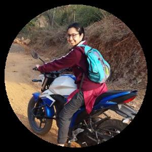 Hi, ik ben Ranjita